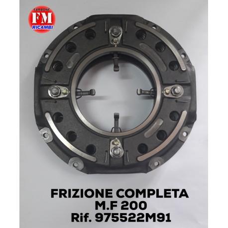 Frizione completa M.F. 200