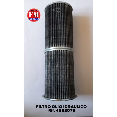 Filtro olio idraulico - 4992079