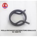 Molla richiamo distributore idraulico- 588779