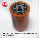 Filtro olio idraulico Donaldson - P164375