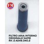Filtro aria interno originale SAME - 2.4249.340.2