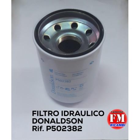 Filtro idraulico Donaldson per trattore Case