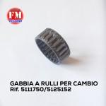 Gabbia a rulli per cambio - 5111750/5125152