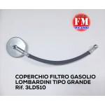 Coperchio filtro gasolio lombardini tipo grande - 3LD510