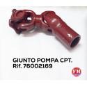 Giunto pompa cpt. - 76002169