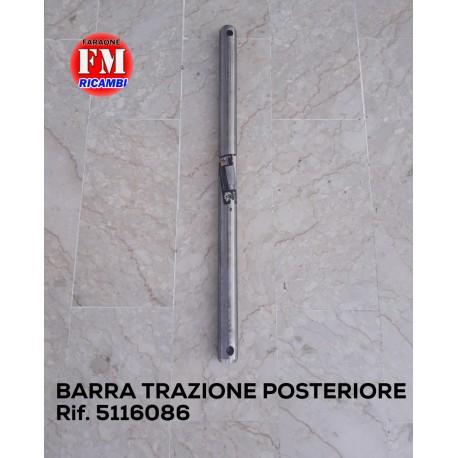 Barra trazione posteriore - 5116086