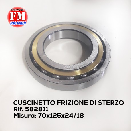 Cuscinetto frizione di sterzo - 582811