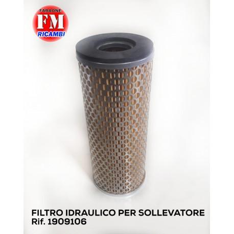 Filtro idraulico per sollevatore - 1909106