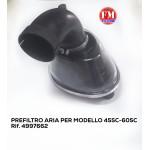 Prefiltro aria per modello 455C-605C 4997662