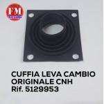 Cuffia leva cambio originale CNH - 5129953