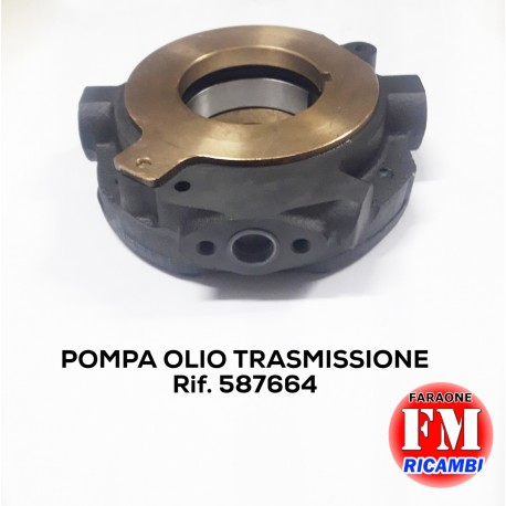 Pompa olio trasmissione - 587664