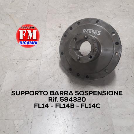 Supporto barra sospensione - 594320