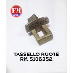 Tassello ruote - 5106352