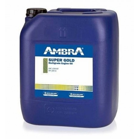 Olio motore AMBRA Super Gold 15W40 Lt.20